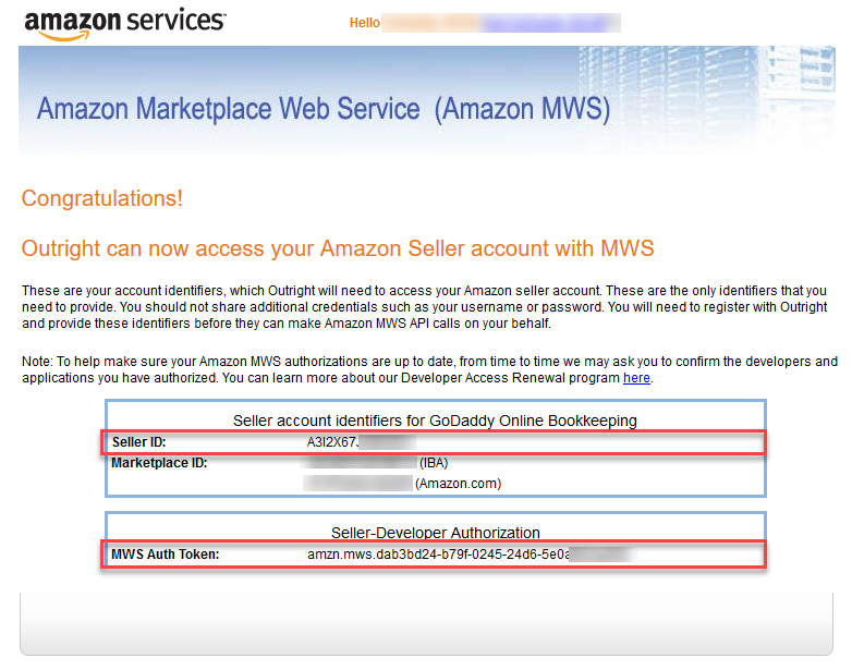 Where is my Amazon Seller Central Merchant ID? – Bookkeeping Support