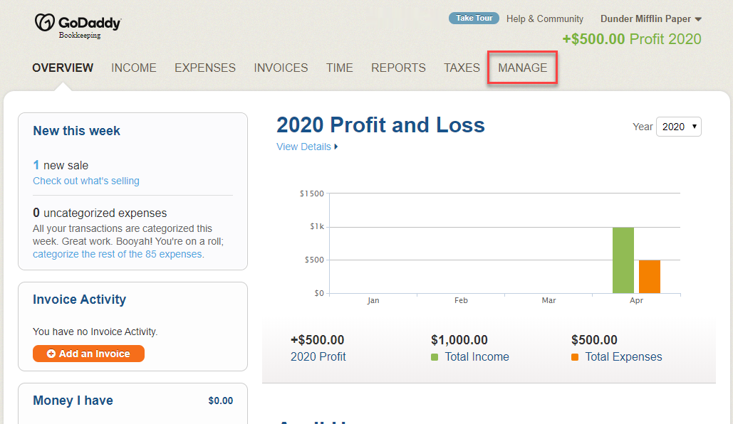 Ebay Managed Payments Bookkeeping Support